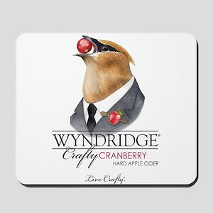 Crafty Cranberry Cider Mousepad