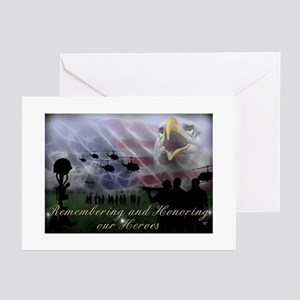Remember the Heros Greeting Cards