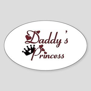 Daddy's Princess Sticker