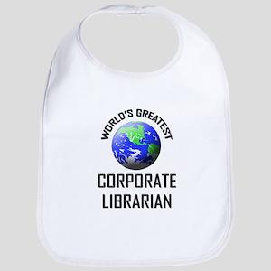 World's Greatest CORPORATE LIBRARIAN Bib