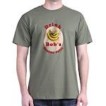 Drink Bob's Banana Juice Dark T-Shirt
