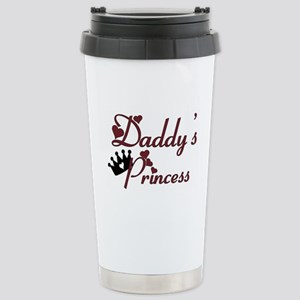 Daddy's Princess Stainless Steel Travel Mug
