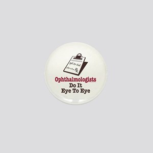 Ophthalmology Ophthalmologist Eye Doctor Mini Butt