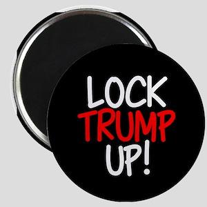 Lock Trump Up Magnet