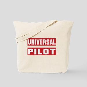 Universal Pilot Tote Bag
