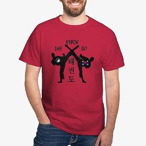 Tae Kwon Do III - Vintage Dark T-Shirt