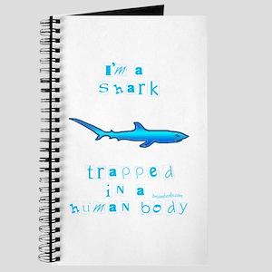 I'm a Shark Journal