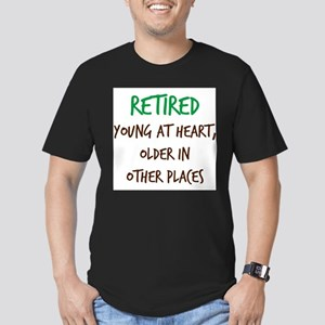 Retired, Young at Heart T-Shirt