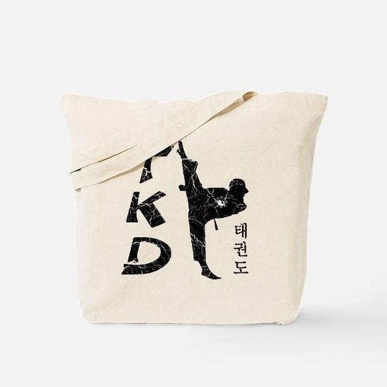 Tae Kwon Do II - Vintage Tote Bag