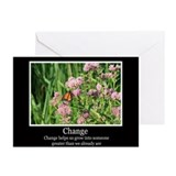 Office motivational Greeting Cards (20 Pack)