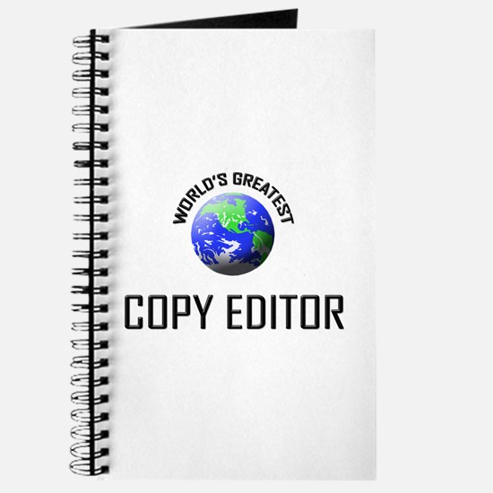 World's Greatest COPY EDITOR Journal
