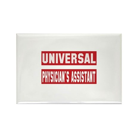Universal Physician's Rectangle Magnet (100 pack)