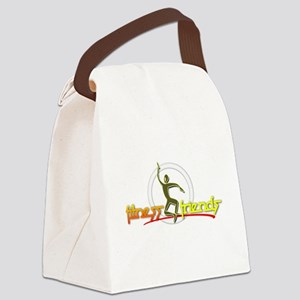 Fitness Friends Canvas Lunch Bag