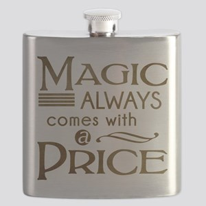 Magic Comes with a Price Flask