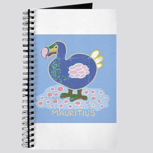 Colorful dodo Journal