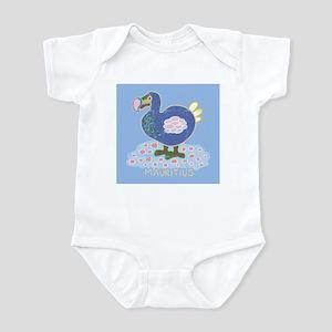 Colorful dodo Infant Bodysuit