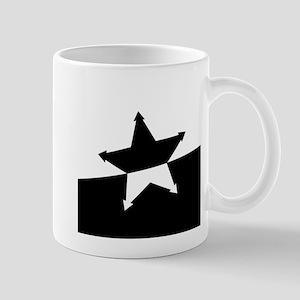 Tilted Star Mugs
