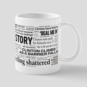 Herstory: Hillary Nomination Historic Headlines Mu
