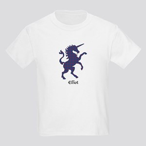 Unicorn - Elliot Kids Light T-Shirt