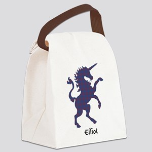 Unicorn - Elliot Canvas Lunch Bag