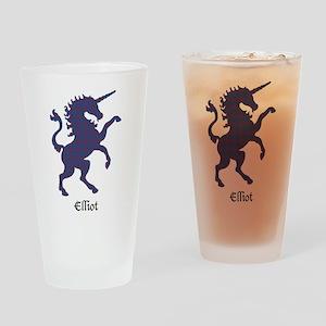 Unicorn - Elliot Drinking Glass
