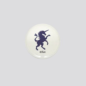 Unicorn - Elliot Mini Button
