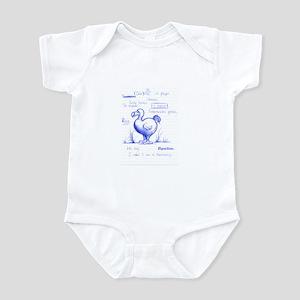 Dodo broullion Infant Bodysuit