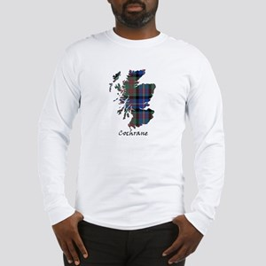 Map - Cochrane Long Sleeve T-Shirt