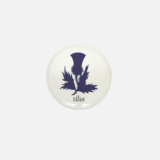 Thistle - Elliot Mini Button