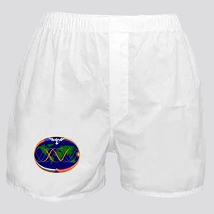 ISS Expedition 15 Boxer Shorts