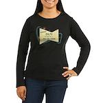 Instant Hockey Fan Women's Long Sleeve Dark T-Shir