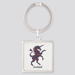Unicorn - Cockburn Square Keychain