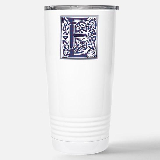 Monogram - Elliot Stainless Steel Travel Mug