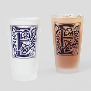 Monogram - Elliot Drinking Glass