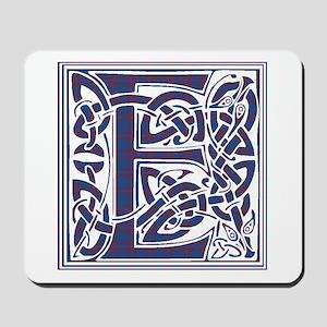 Monogram - Elliot Mousepad