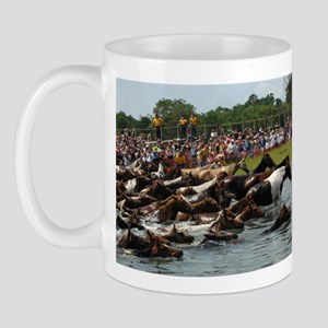 Chincoteague Island Pony Swim Mug