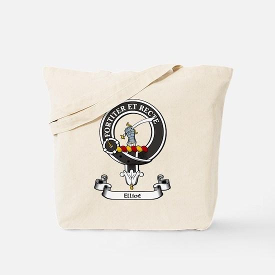 Badge - Elliot Tote Bag