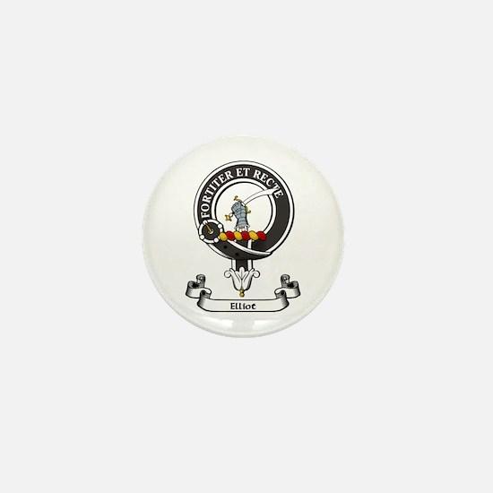 Badge - Elliot Mini Button