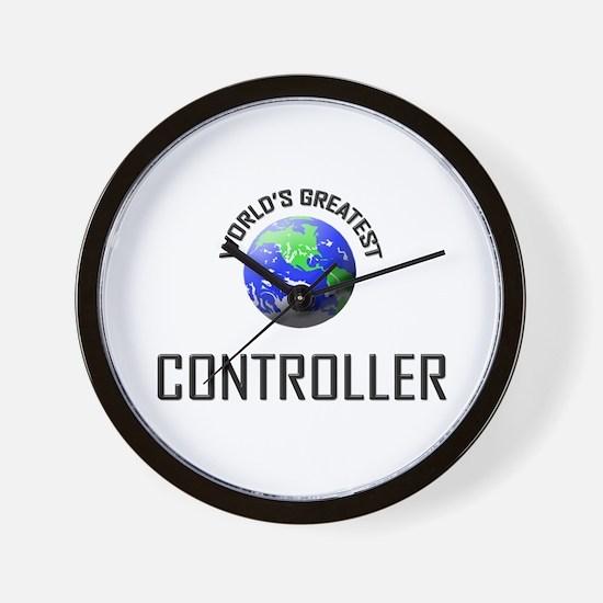 World's Greatest CONTROLLER Wall Clock
