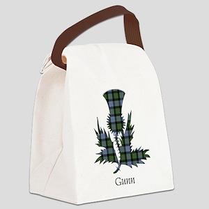Thistle - Gunn Canvas Lunch Bag
