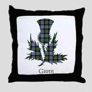 Thistle - Gunn Throw Pillow
