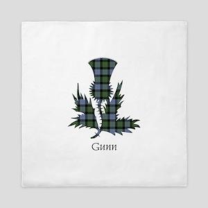 Thistle - Gunn Queen Duvet