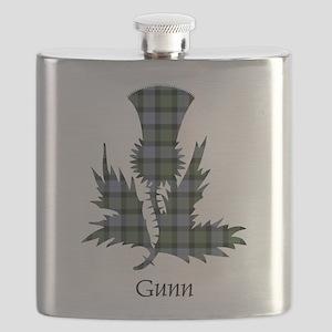 Thistle - Gunn Flask
