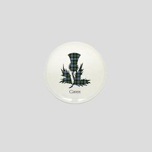 Thistle - Gunn Mini Button