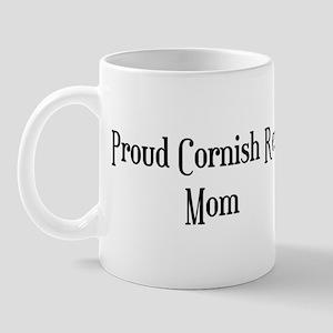 Proud Cornish Rex Mom Mug