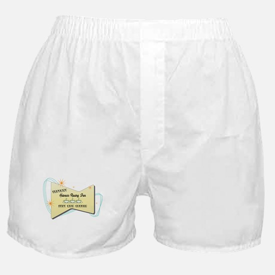 Instant Harness Racing Fan Boxer Shorts