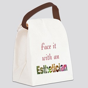 et34 Canvas Lunch Bag