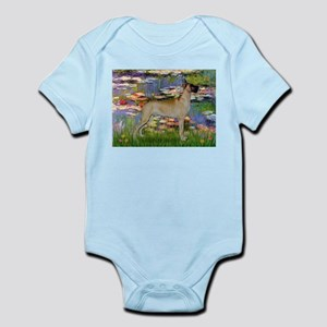 Lilies / Gr Dane (f) Infant Bodysuit