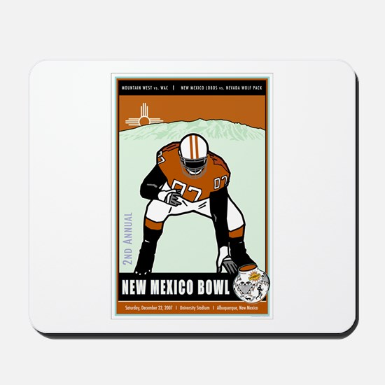 New Mexico Bowl 2007 Mousepad