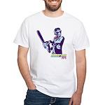White T-Shirt :: Miami Ape [ice3] :: Mens